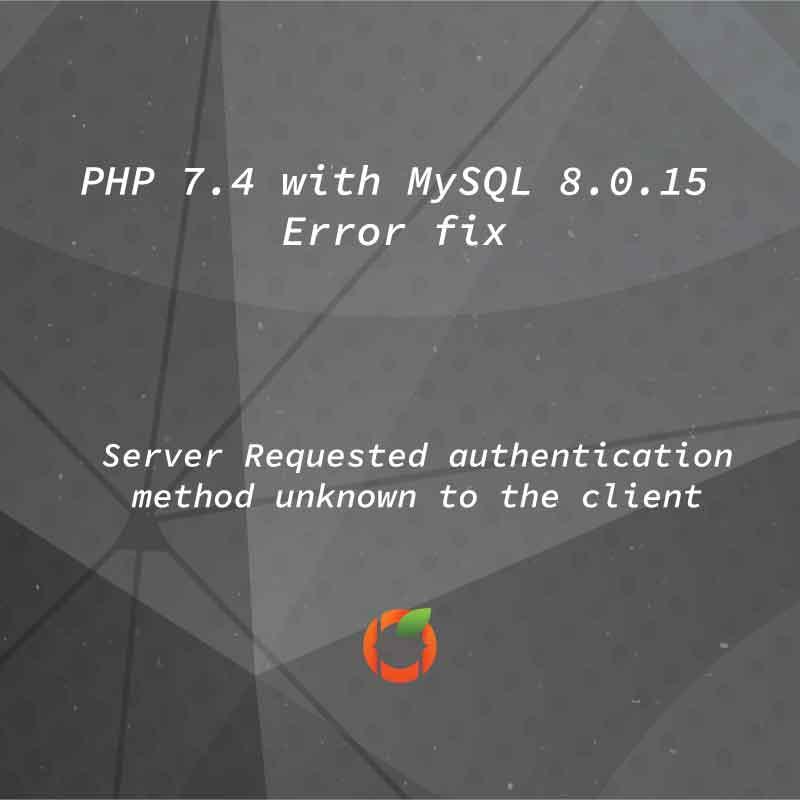 mysql error fix